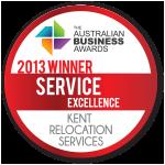 2013 Service Award Image