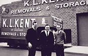 KL Kent Removals & Storage, circa 1945